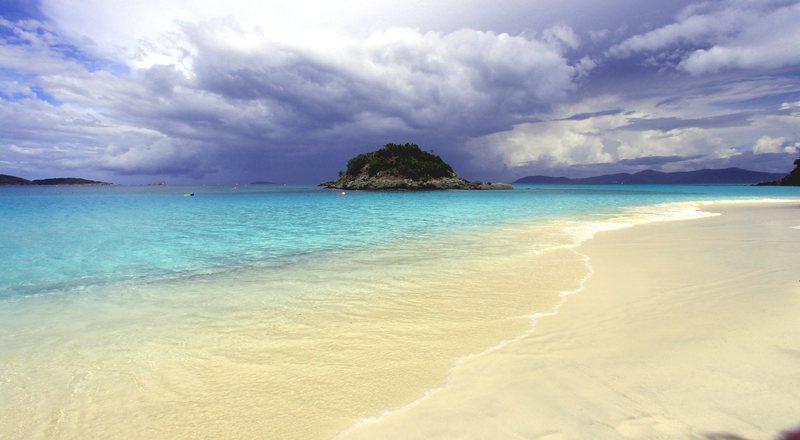 Trunk Bay ~ St. John