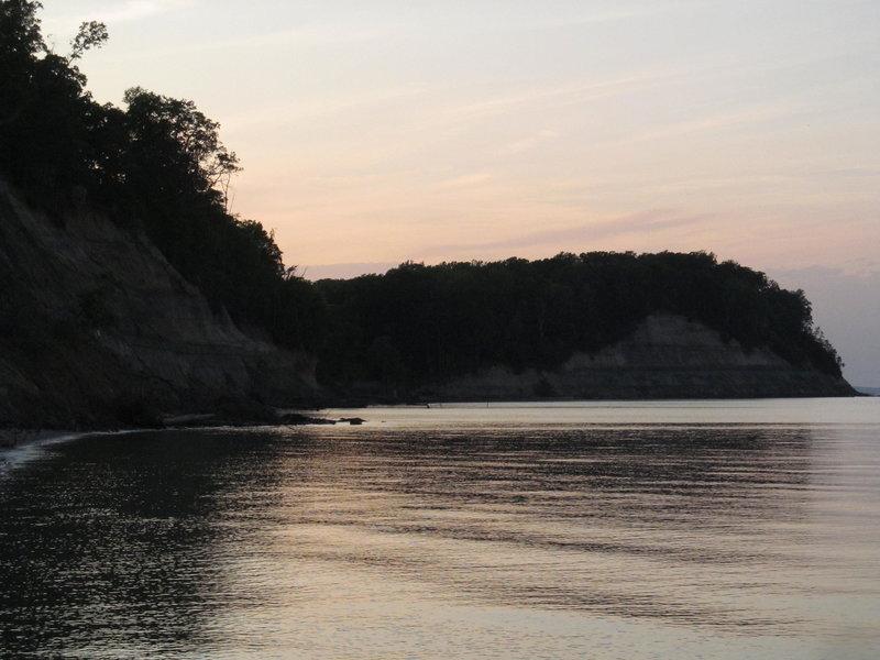 Calvert Cliffs State Park - Lusby, Maryland