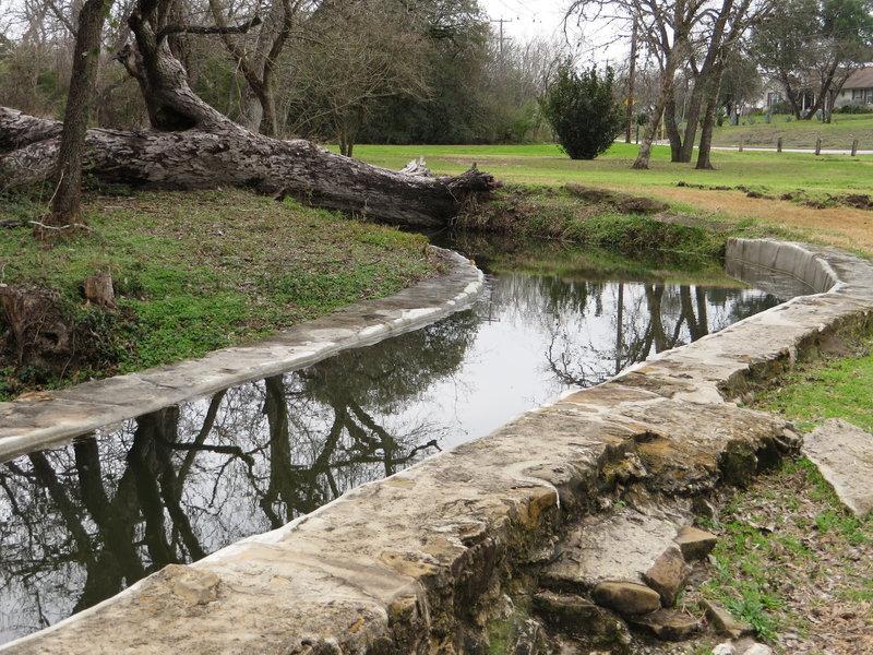 Espada Aqueduct, San Antonio Missions National Historical Park, San Antonio, Texas