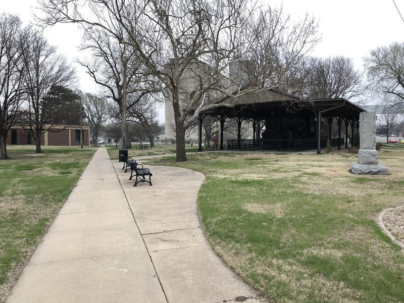 Military Park has been here since 1899!