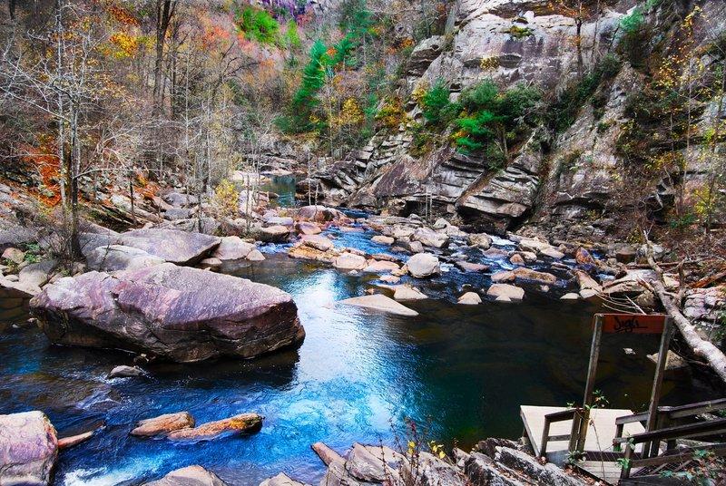 Tallulah Gorge State Park, Georgia