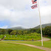 View from Kīpahulu Visitor Center