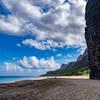 Kalalau Beach - Alone