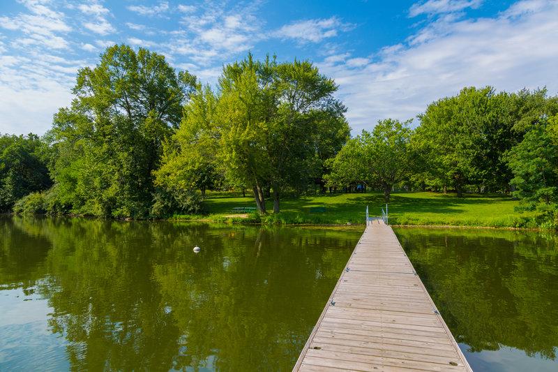 Lake Macbride State Park, Iowa