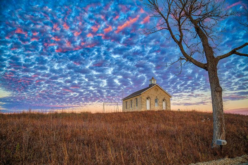 U.S. Route 50 - Tallgrass Prairie National Preserve Kansas