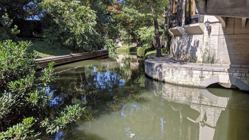 Riverwalk Buttress