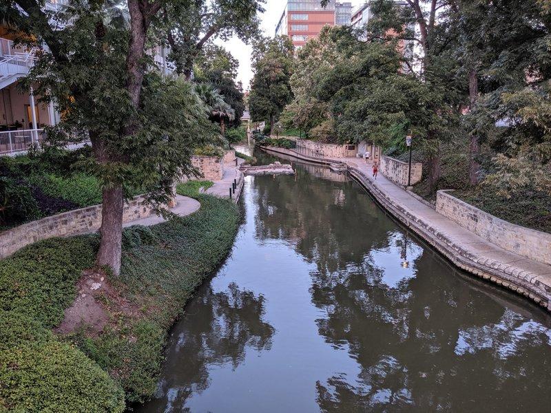 Riverwalk Reflections