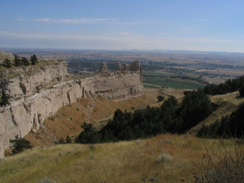 Scotts Bluff National Monument, Nebraska