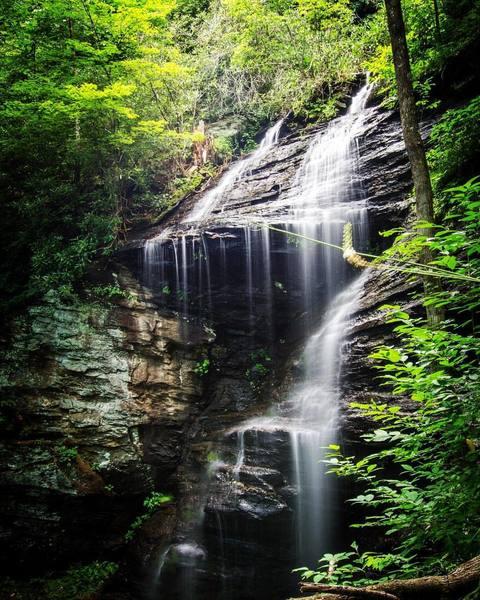 Twin Falls, high.
