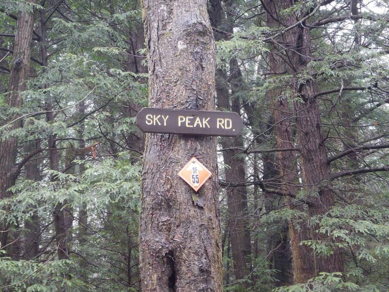 Sky Peak Road/ Snowmobile SF 55