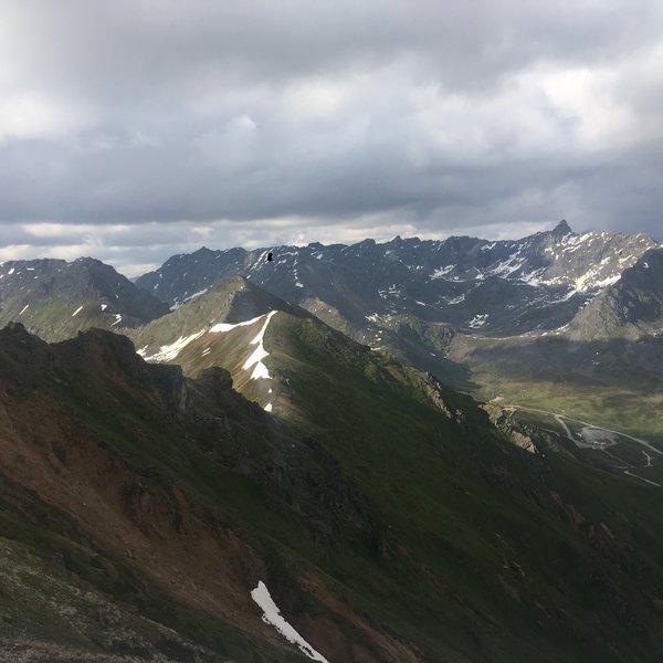 Top of Govt Peak