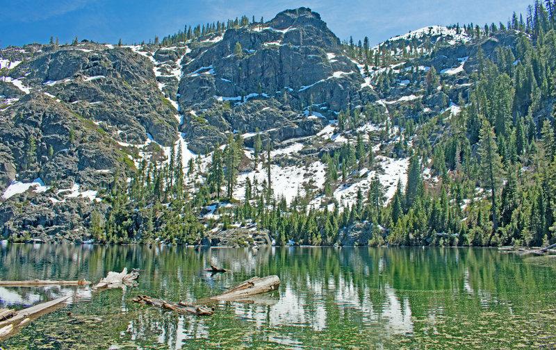 Upper Cliff Lake