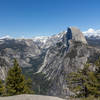 Half Dome and Tenaya Canyon
