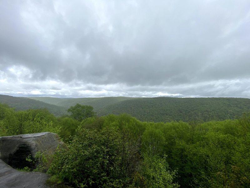Minister Creek Scenic Overlook