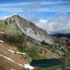 View from Deer Lake Pass.