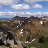 View from Siligo Peak.