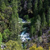 North Fork of Middle Fork American River.