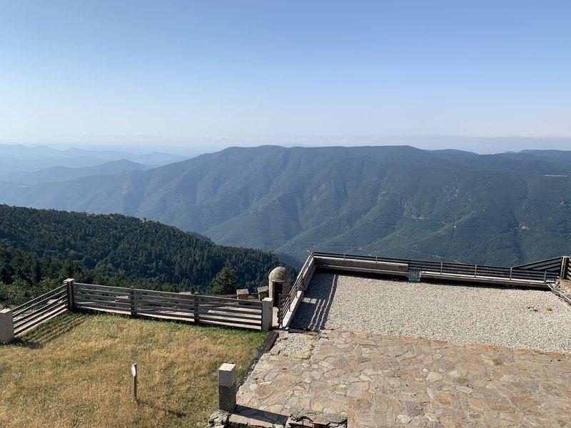 On Mont Aigoual