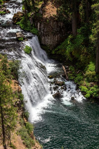 Roaring Middle Falls