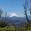 Lassen Peak from Hat Creek Rim Scenic Viewpoint