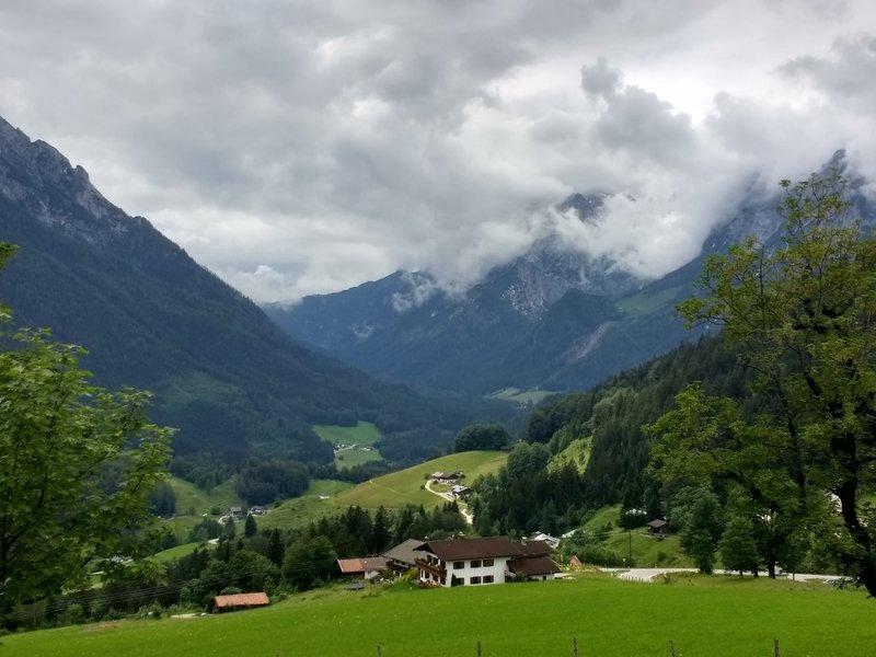 View of Schwarzeck.