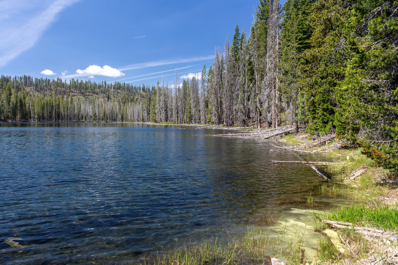 Rainbow Lake