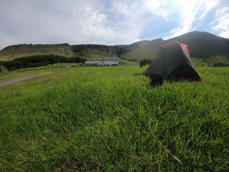 Camping Ground Ólfavsvík