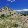 View from near elephanthead pass
