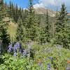 A peak at the Gore Range