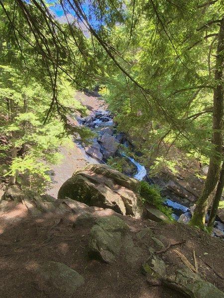 Auger Falls, Sacandaga River, Wells, NY