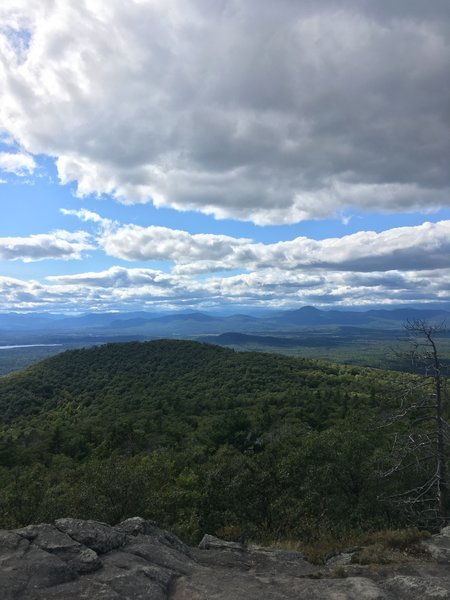 Summit of Pleasant Mountain