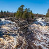 St Louis River at Jay Cooke State Park