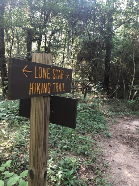 The routes are well marked, but there are a number of different paths to take so planning ahead of time is recommended.