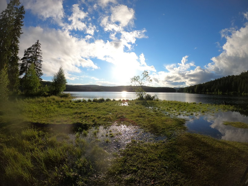 """Lake """"Oyungen"""""""