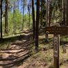 Quakey Mountain Trail.