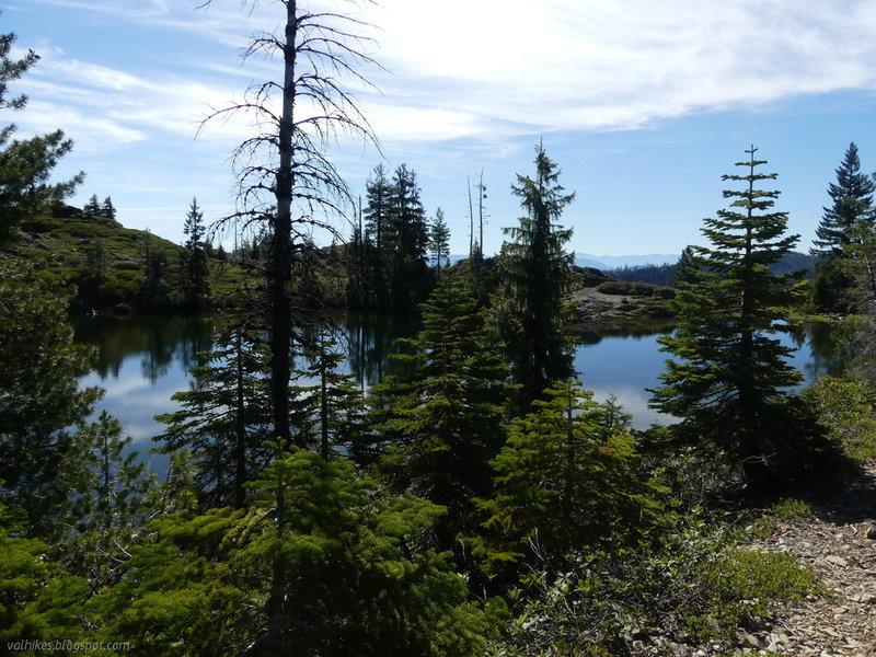 Flatiron Lake