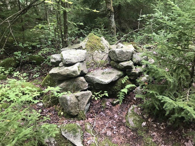 Rock Chair on Bear Pen Ridge Trail