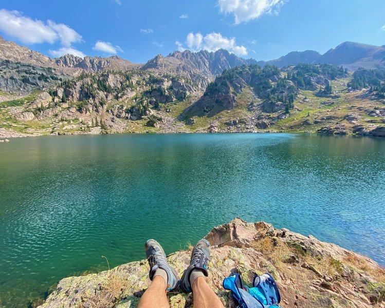 Pitkin Lake