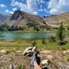Rogers Pass Lake