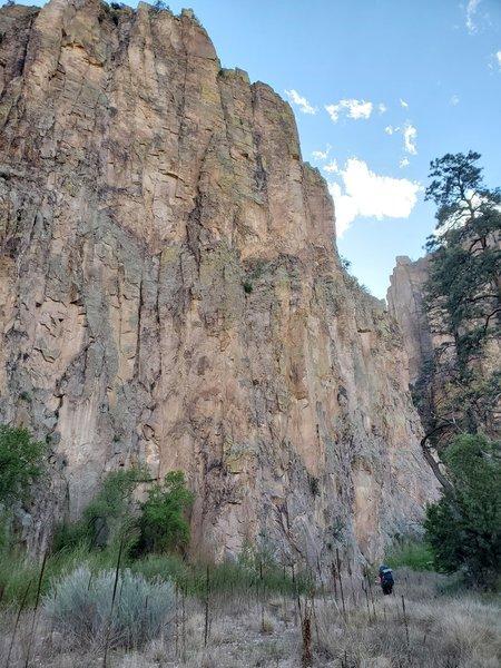 Cool cliffs