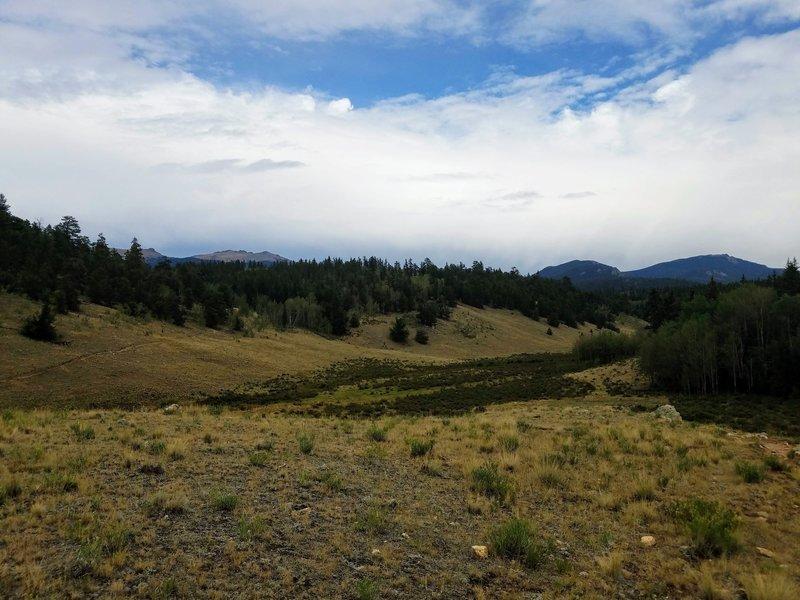 View of Rock Creek