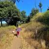 Start of the Eastside Trail