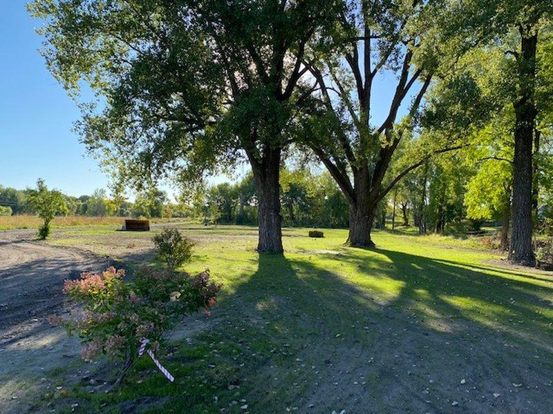 Sentence to Service has helped the City with labor needed to transform the campground area. Eight to 11 campsites are planned, without water or electric, but clean and quiet. Contact City Hall for updates:  (320) 395-2646.