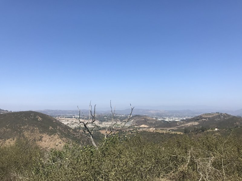 View from Way Up Trail