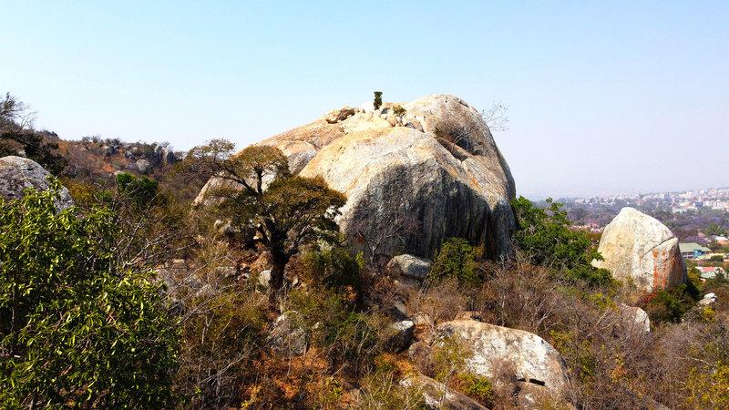 Gangilonga Stone