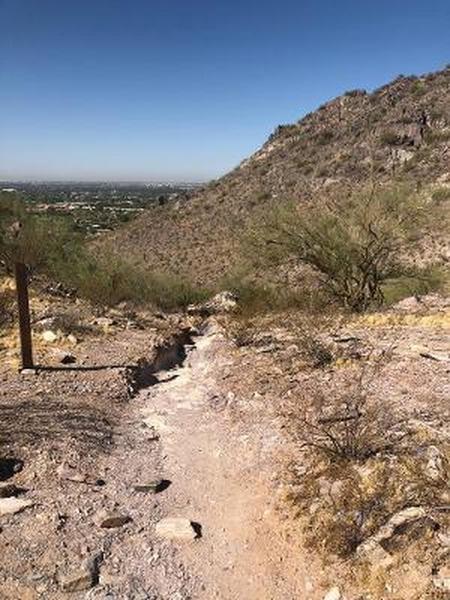 Alternate Summit Trail