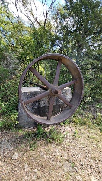 Wilhoite Mill trailhead