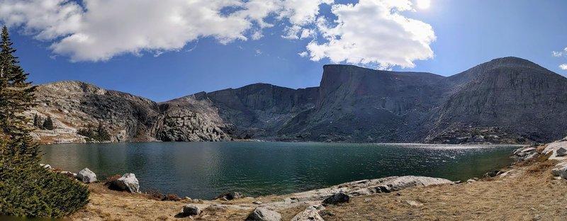 Lost Twin Lake (#1)