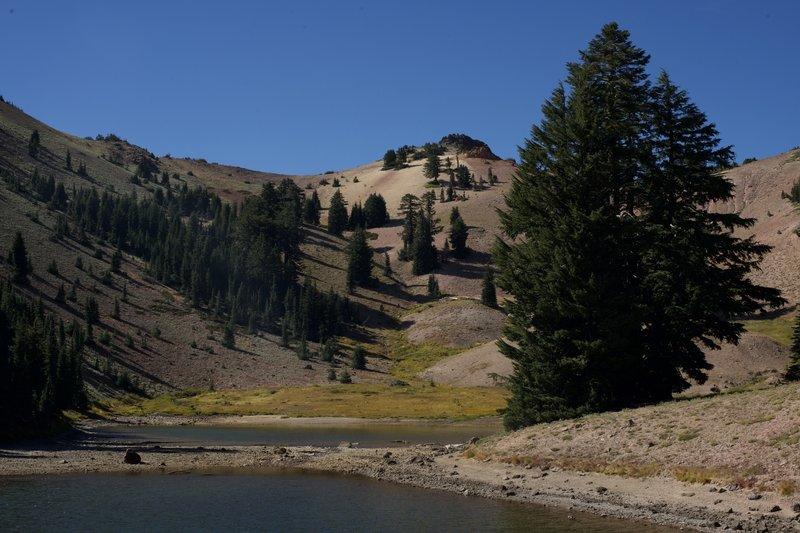 Ridge Lakes on a beautiful fall day.