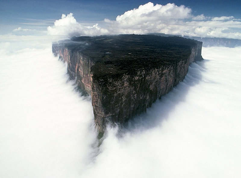 """Mount Roraima Venezuela"" by mgysler is licensed under CC BY-NC-SA 2.0"